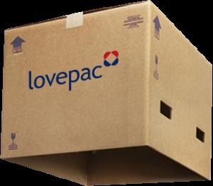 Boîtes en carton ondulé - mousse de calage - emballage sur mesure