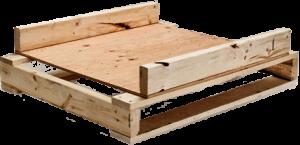 palettes et les caisses en bois sur mesure - emballage sur mesure