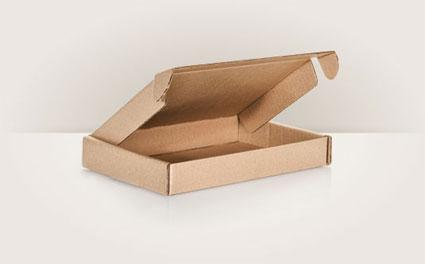 boîtes découpées - boîtes à pizza