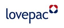 Lovepac Retina Logo