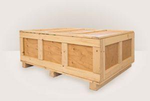 Caisses sur mesure - caisses de bois