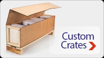 Custom pallets - custom packaging