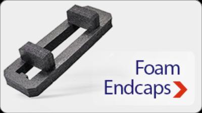 Endcap foam - custom packaging