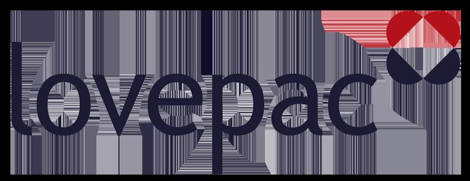 Lovepac Logo